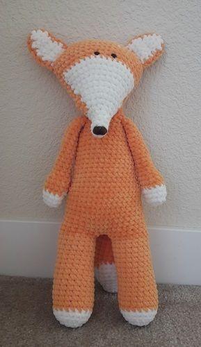 Makerist - Amigurumi-toy – Felix the fox - crochet – tutorial-pattern - Crochet Showcase - 1