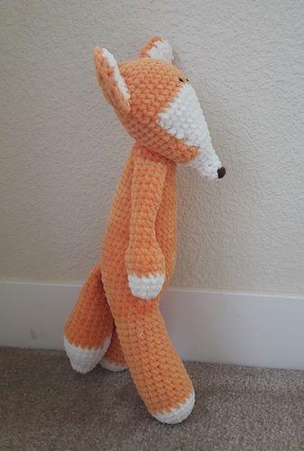 Makerist - Amigurumi-toy – Felix the fox - crochet – tutorial-pattern - Crochet Showcase - 2