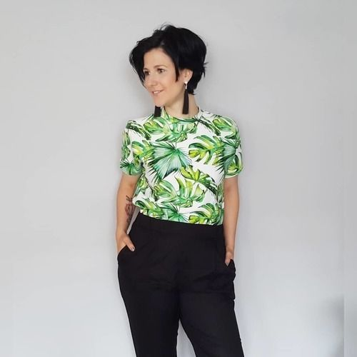 Makerist - T-Shirt Bam aus Jersey - Nähprojekte - 1