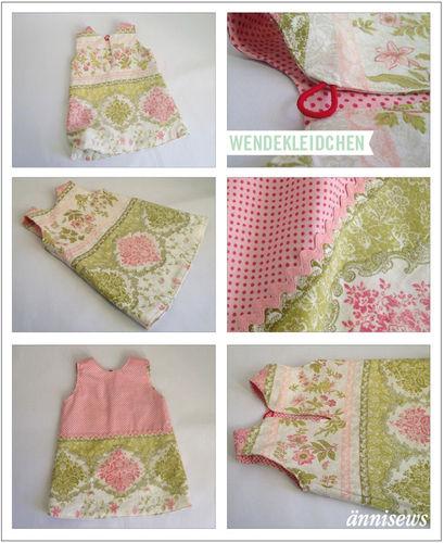 Makerist - Wendekleidchen - Nähprojekte - 1