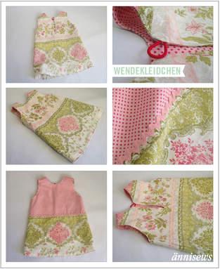 Makerist - Wendekleidchen - 1