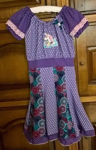 Makerist - 1 Probekleid, Geschwisterkleider für Schulanfang - Nähprojekte - 2
