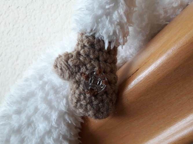Makerist - Stuffed-toy - Arthur the lemur - crochet – tutorial - Crochet Showcase - 3