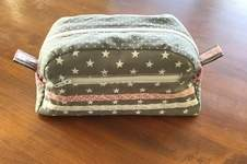 Makerist - MiLa Make-up Bag als Federmappe - 1
