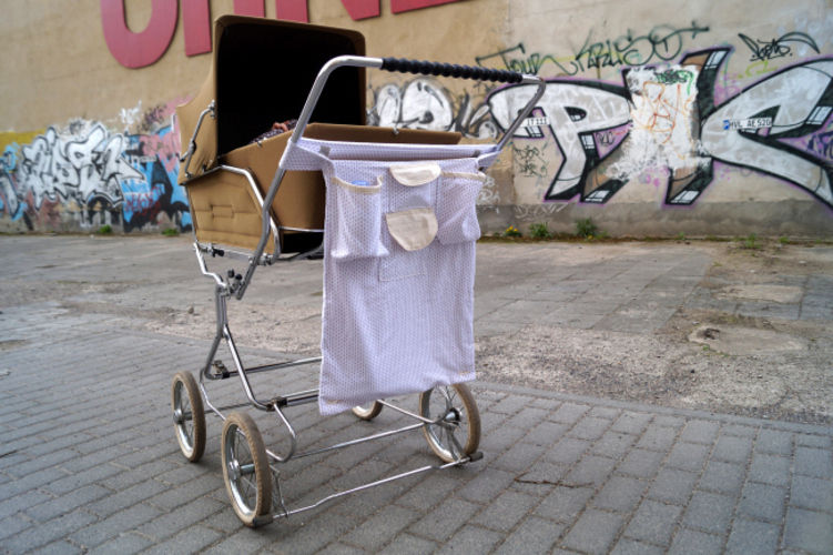 Makerist - Upcycling: Kinderwagenorganizer inkl. Einkaufstasche aus alter Bettwäsche - DIY-Projekte - 3
