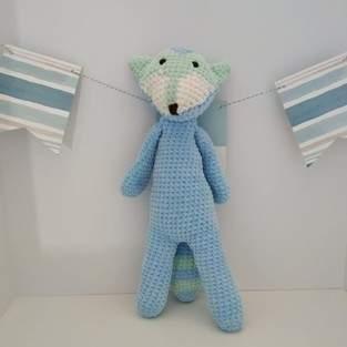Makerist - Amigurumi /peluche - Lou le raton laveur - crochet – tutoriel - 1