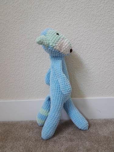 Makerist - Amigurumi /peluche - Lou le raton laveur - crochet – tutoriel - Créations de crochet - 3