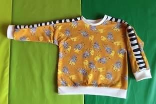 DaeBak Sweatshirt Zebra
