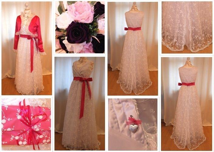 Makerist - Mein Hochzeitskleid fürs Standesamt - Nähprojekte - 1