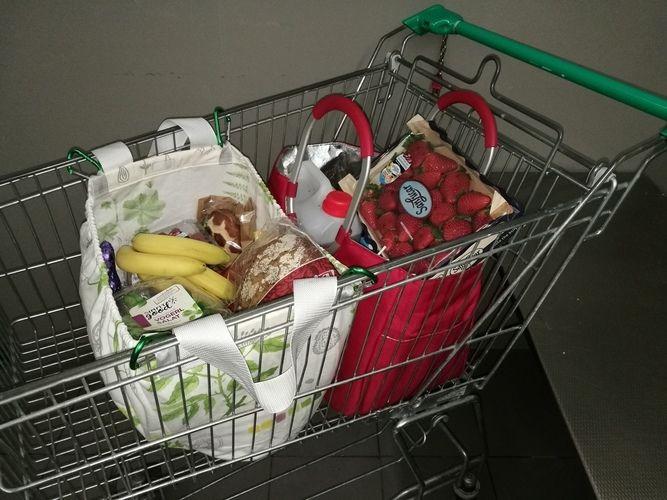 Makerist - Sina Einkaufswagentasche - Nähprojekte - 2