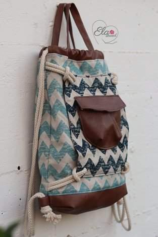 Makerist - Mien Büdel mit Fronttasche - 1