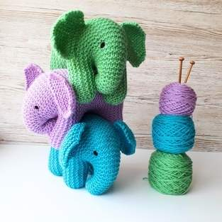 Makerist - Baby Elephant - 1