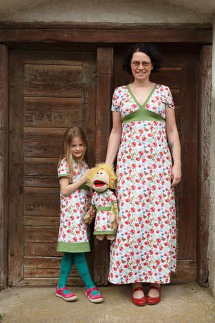 Kleid Imke mit Ärmeln