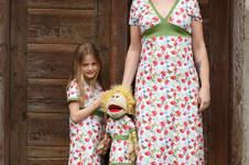 Makerist - Kleid Imke mit Ärmeln - 1