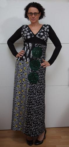 Makerist - Kleid Imke mit Ärmeln - Nähprojekte - 2