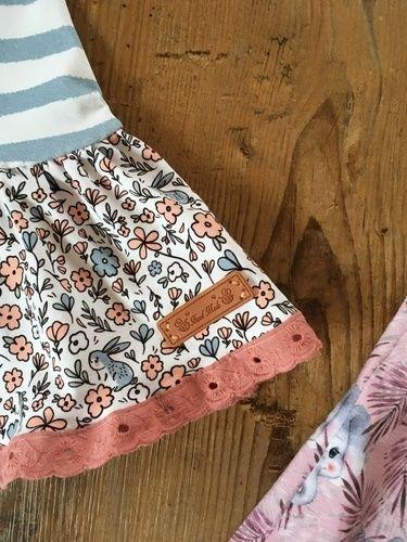 Makerist - Trägerkleid von klimperklein aus Jersey für Mädchen  - Nähprojekte - 3