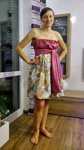 Makerist - Ballonkleid für Hochzeitsfest  - Nähprojekte - 1