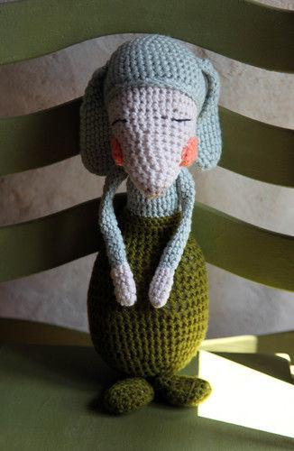 Makerist - Olive, d'après le patron de Z by Zimbo. - Créations de crochet - 1