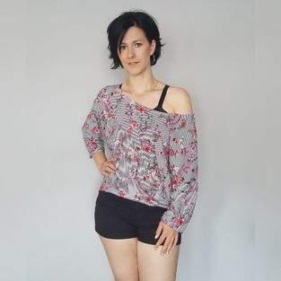 Makerist - Frau Pamela aus Viskose - 1
