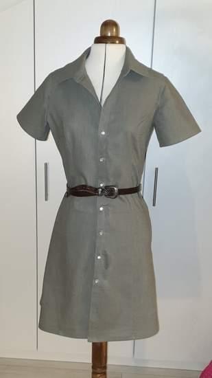 Makerist - Blusenkleid aus Leinen - 1