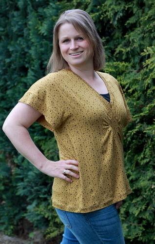 Makerist - Anna von Bunte-Nähigkeiten als Shirt - Nähprojekte - 1