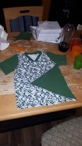 Makerist - Grün, grün, grün sind alle meine Kleider... - Nähprojekte - 1