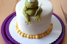 Makerist - Kuchen zum 1. Geburtstag meiner Tochter - 1