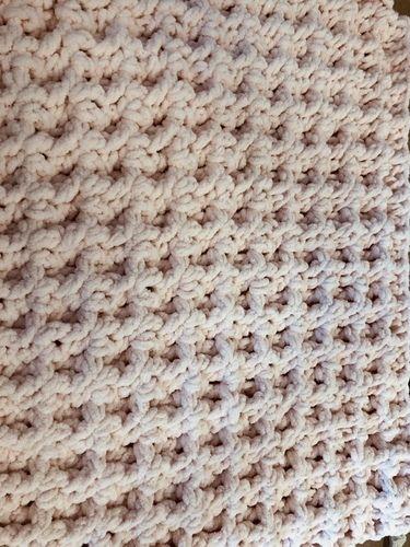 Makerist - Waffle stitch beach theme  - Crochet Showcase - 2
