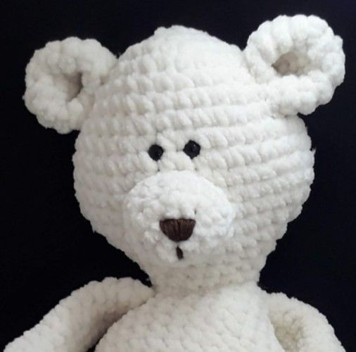 Makerist - Amigurumi – Elliott the bear - crochet - Crochet Showcase - 2