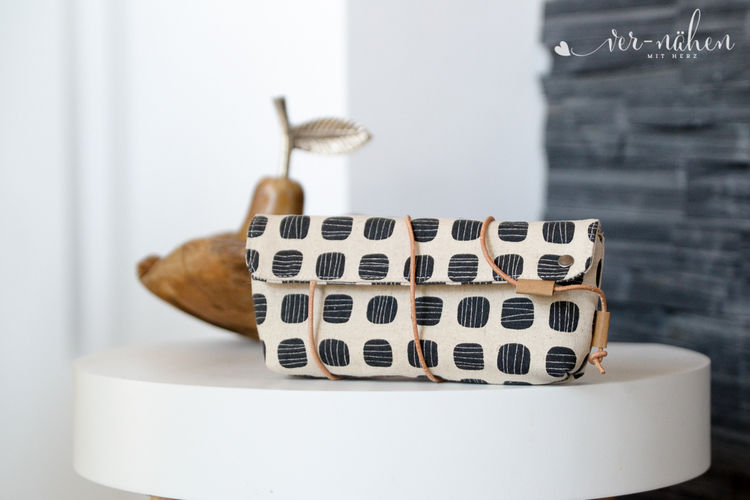 Makerist - Injabulo Mäppchen  - Nähprojekte - 1