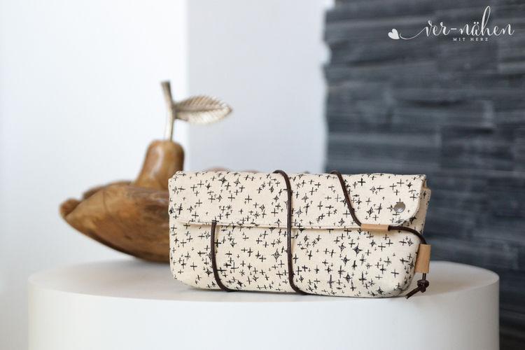 Makerist - Injabulo Mäppchen von Karlotta Pink - Nähprojekte - 1