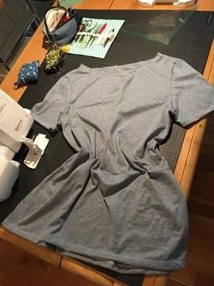 t shirt aus baumwoll jersey