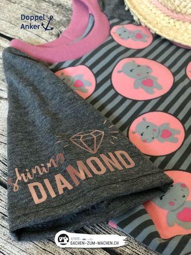 Makerist - Diamond Plott von Alpwind - Textilgestaltung - 1
