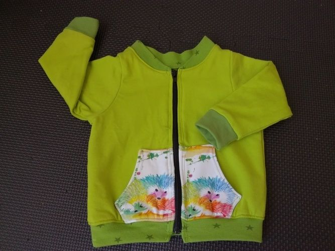 Makerist - Sweater sweatie bébé - Créations de couture - 1