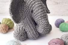 Makerist - Merino baby elephant - 1