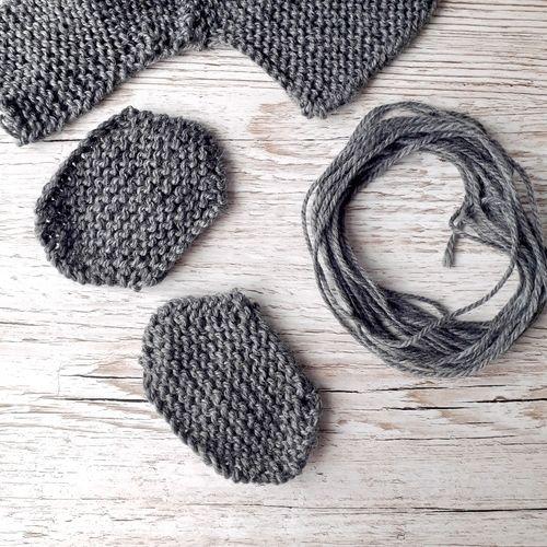 Makerist - Merino baby elephant - Knitting Showcase - 2