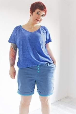 Makerist - BARI Tolle Hose für den Sommer! - 1