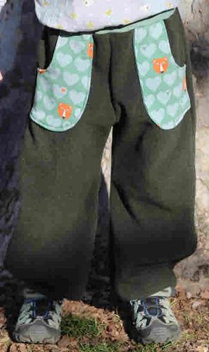 Makerist - Hose aus Wollstoff - Nähprojekte - 1