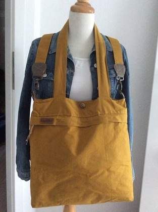 Makerist - Meine Yello Bag - 1