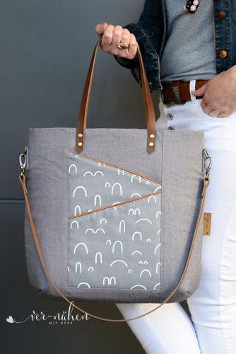 Makerist - Taniia Bag von Unikati  - Nähprojekte - 1
