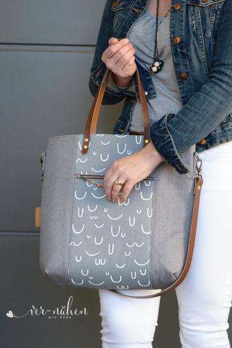 Makerist - Taniia Bag von Unikati  - Nähprojekte - 2