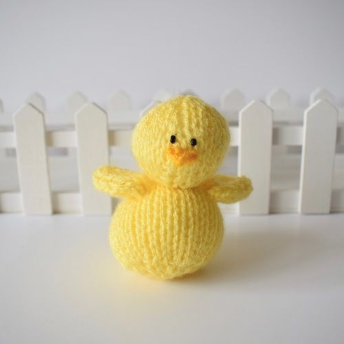 Makerist - Chick - Knitting Showcase - 1
