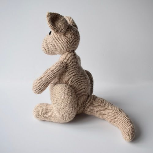Makerist - Kangaroo toys - Knitting Showcase - 2