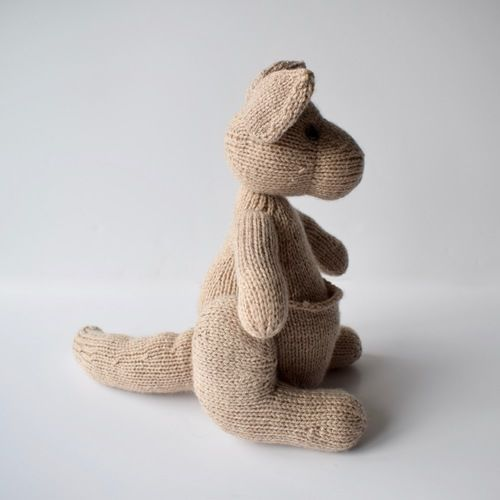 Makerist - Kangaroo toys - Knitting Showcase - 3