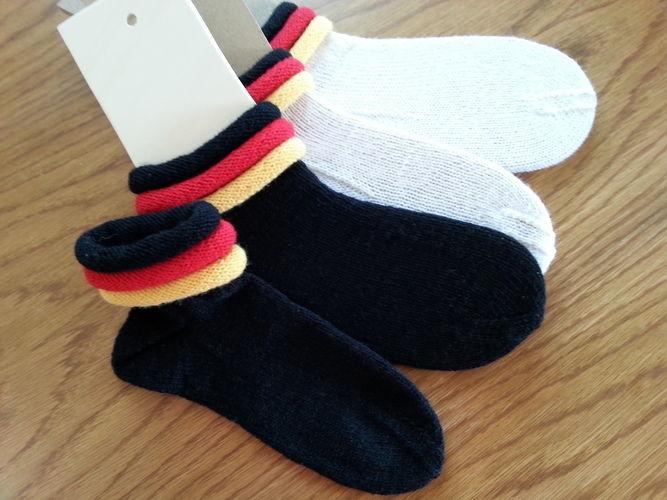 Makerist - WM-Socken - Strickprojekte - 2
