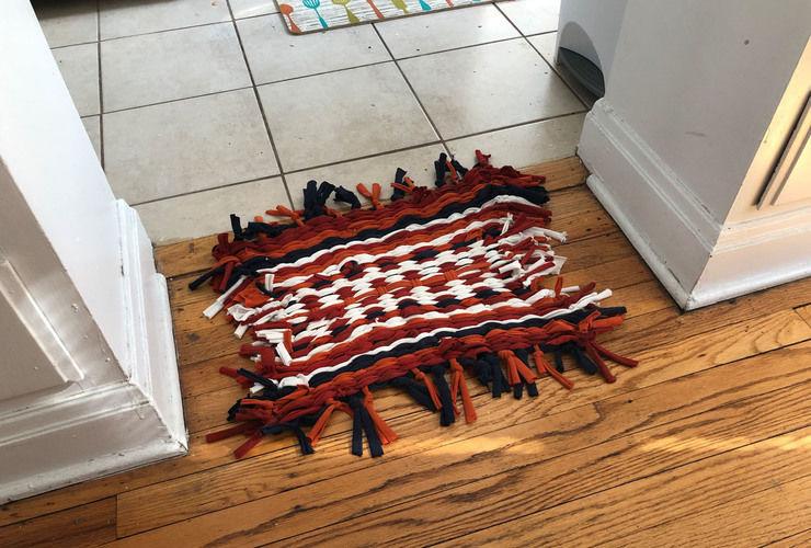 Makerist - Teppich weben ohne Webrahmen - DIY-Projekte - 1