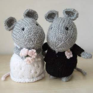 Makerist - Mr & Mrs Mouse - 1