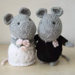 Makerist - Mr & Mrs Mouse - 1