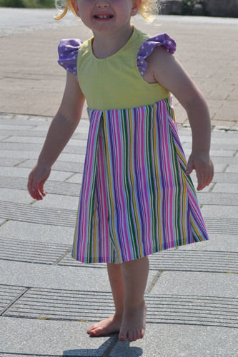 Makerist - Sommerkleidchen Alwa - Nähprojekte - 1