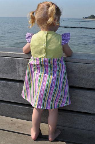Makerist - Sommerkleidchen Alwa - Nähprojekte - 3